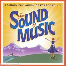 THE SOUND OF MUSIC (NEW SEALED CD) LONDON PALLADIUM CAST RECORDING CONNIE FISHER