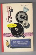 Rare 1966 Vintage Benrus Watch Tool Gear Parts Tooth Catalog #33 Pic Design Corp