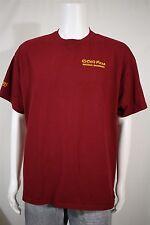 Men's XL Cici's Pizza Nassau Bahamas Brand Renewal 2012 Maroon SS T-shirt