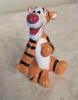 Walt Disney Productions Tigger Tiger Winnie the Pooh Ceramic Figurine * Japan