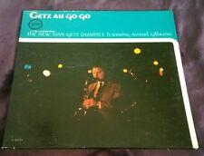 Getz au go go - Stan Getz / Astrud Gilberto LP Verve V 8600 Mono