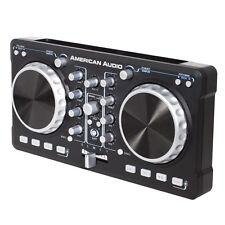 American Audio CEMT 1 Adj Usb Midi Controlador Mezcladora 2Ch + + + Virtual Dj 8 le Plomo