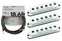 Seymour Duncan California 50's Single Coil White Strat Set SSL-1 ( FENDER 18FT )