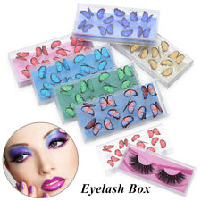 False Eyelashes Case with Tray Empty Packaging Boxes for 3DMink Lashes`