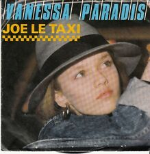 45 T SP VANESSA PARADIS *JOE LE TAXI* (MADE IN GERMANY)