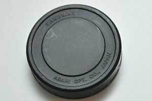 Genuine PENTAX OEM 6x7 Rear LENS CAP for 6x7 Pentax Lenses