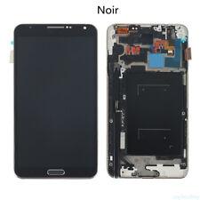 New Vitre tactile Ecran LCD sur chassis Noir Pour Samsung Galaxy Note 3 N9005
