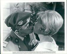 1966 Lost Command Original Press Photo Anthony Quinn Claudia Cardinale
