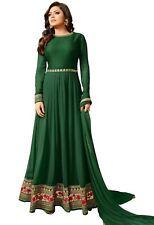 Designer PAKISTANI anarkali salwar kameez suit Bollywood dupatta INDIAN DRESS LF