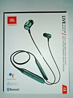 "JBL LIVE 220BT Wireless Headphones Green -  Hands-Free Calls ""NEW"""