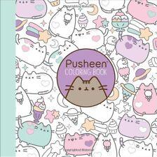 Pusheen Christmas Super Cutie Adult Colouring Book Kittens Cats Animals Present