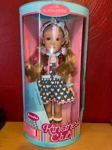 """Madame Alexander 14"""" Kindness Club - Brooks Doll NEW"""