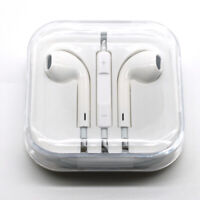 New OEM Earphone Earpods With Remote & Mic For Apple iPhone 6S/6/5/5S/4S(3.5mm)