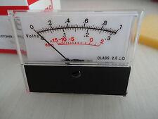 New, Modutec Jewel Instruments 0-1 Volt Panel Meter DC, Free Ship