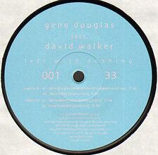 GENE DOUGLAS - Left With Nothing, Feat. David Walker - Almost Heaven