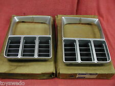 81 82 NOS CHEVY C K10 20 30 HEAD LIGHT BEZEL GRILLE HEADLIGHT TRIM BLAZER OEM GM