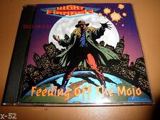 NIGHT RANGER rare FEEDING OFF the MOJO cd Gary Moon Kelly Keagy Brad Gills