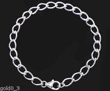 Charm Bracelet Sterling silver 925 charmmakers