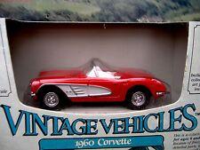 1/43 Ertl Chevrolet corvette 1960