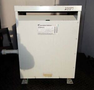 GE Drive Isolation Transformer Step up 460 to 500 (Inv.23337)