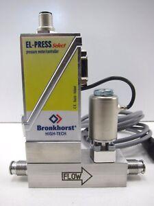 Bronkhorst Backward Pressure Controller P-702CM-6K0A-EAD-88-K (RS232/DeviceNet)