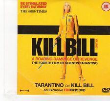 (FR321) The Times, Kill Bill - 2003 DVD