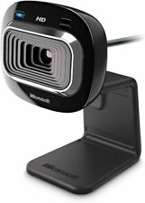 Microsoft Lifecam HD-3000 Web Camera 16: 9 Widescreen True 720p HD True Colour
