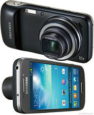 Samsung Galaxy S4 Zoom SM-C105 4G LTE - Unlocked Smartphone - Black