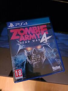 Zombie Army 4: Dead War for Playstation 4 PS4