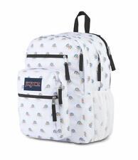 JanSport Big Student Dedicated Laptop Compartment Backpack Rainbows Print