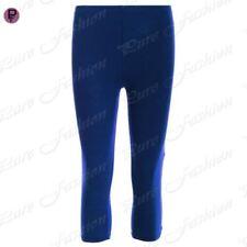 Leggings de mujer sin marca color principal azul