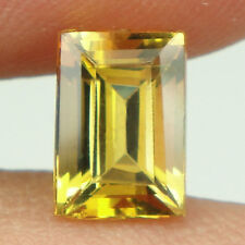 1.23 Cts - Excellent Natural Top Grade! Lustrous Golden Yellow Beryl Gemstone