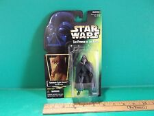 "Star Wars The Power Of The Force Garindan (Long Snoot) 3.75""in Figure w/Pistol"
