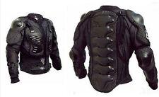 Черные мужские гонки доспехи мотоцикл эндуро мотор костюм охранник куртка защита жилет