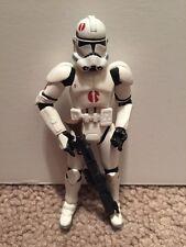 Star Wars 2003 Clone Trooper Concept Alex Jaeger Loose Figure