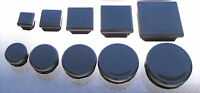 4 PK- Round or Square Chair Table Stool Leg Protectors Glide Cap Feet Tips Plug