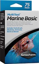 Seachem MultiTest: Marine Basic