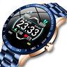 LIGE Smart Watch Sports Watch LED screen Waterproof Fitness Tracker New