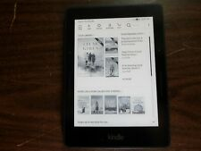 "Amazon Kindle VOYAGE (KV) 7th Generation WiFi 4GB 6"" Display NM460GZ - Black"