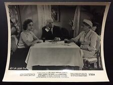 "8"" X 10""  LOBBY CARD ""Don't Knock The Rock"" 1957 B&W Movie Promo"