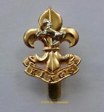 KING'S REGIMENT CAP BADGE (pre 2003) (A)