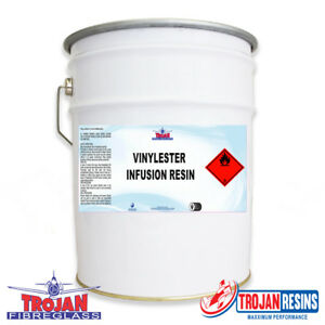 VINYLESTER Infusion Resin 1kg + Catalyst