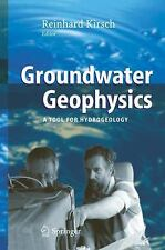 Groundwater Geophysics: A Tool for Hydrogeology-ExLibrary