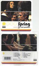 CD-- Spring ?– The Last Goodbye