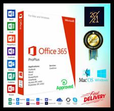 MS®Officé 365 ²2021² pour 5 appareils Android PC et Mac 5 To instantané ✅