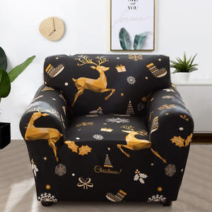 Armchair Elastic Sofa Cover Cotton Stretch Sofa Covers for Living Room Slipcover