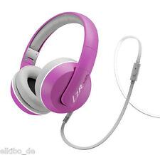 Magnat LZR 580s Kopfhörer pink Full-Size OverEar Neu