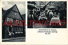 Zweiter Weltkrieg (1939-45) Architektur/Bauwerk Ansichtskarten aus Niedersachsen