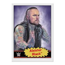 Wrestling Topps WWE Living Set - Card 29 - Aleister Black