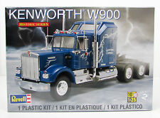 Revell Truck Model Kit Kenworth W900 Truck 85-1507 1/25 New Big Rig